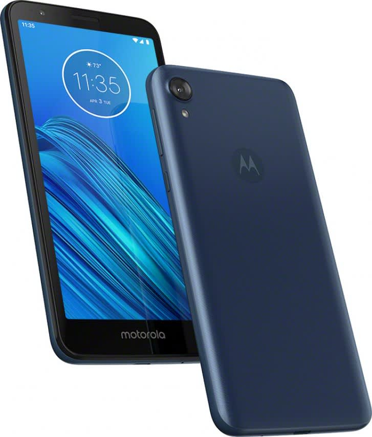 Moto E6 announced with Snapdragon 435 and 13-megapixel camera 2