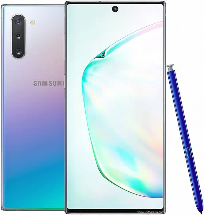 Samsung Galaxy Note 10 and Note 10+ officially launched 1